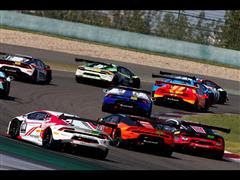 Lamborghini Blancpain Super Trofeo Returns To Shanghai For Final Asian Stop Of The Season