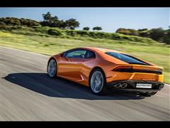 Lamborghini Huracán LP 610-4: Model Year 2016 Product Updates
