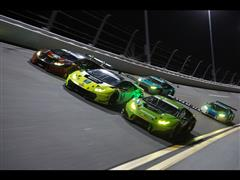 The Year 2016 of Lamborghini Squadra Corse Starts From Daytona