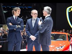 Photo News : Winkelmann, Domenicali, Stadler