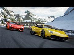 Lamborghini partners with Microsoft: Lamborghini Centenario is  cover car for next Forza game on Xbox.