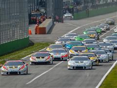 Record-Breaking Grid for the Lamborghini Blancpain Super Trofeo Europe