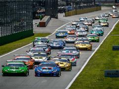 Surprise Victory for Armindo-Hassid in Lamborghini Blancpain Super Trofeo Europe at Monza