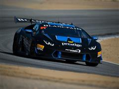 Prestige Performance Takes Two Wins in Race 2 of Lamborghini Blancpain Super Trofeo North America