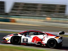Lamborghini Blancpain Super Trofeo Asia returns to China for double header season kick-off at the Shanghai International Circuit