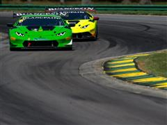 Lamborghini Blancpain Super Trofeo North America Reschedules Canceled Boston Race for IMSA VIR Weekend