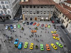 Celebration Miura Tour concludes in Florence