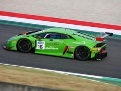 La Lamborghini Huracán vince due volte al Mugello e una in Giappone con i piloti del GT3 Junior Program