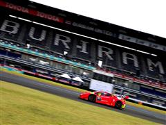 Thai Thrills At Buriram International Circuit With Another First For Lamborghini Blancpain Super Trofeo Asia Series