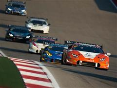 Michimi Takes Title; Ferrucci Completes Lamborghini Blancpain Super Trofeo North America Weekend Sweep at COTA
