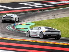 The 2017 season of the Super Trofeo has been scheduled: the Lamborghini World Final will be at Imola