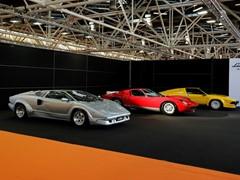 Automobili Lamborghini al Motorshow di Bologna