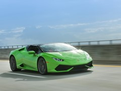 Lamborghini Huracán Spyder: Car of the Year 2017