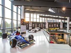 Ayrton Senna und sein Mythos –  Ausstellungseröffnung im Lamborghini Museum  in Sant'Agata Bolognese