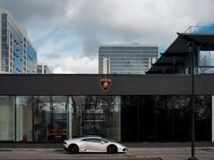 Lamborghini inaugura il suo primo showroom a San Pietroburgo  realizzato con la nuova Corporate Identity