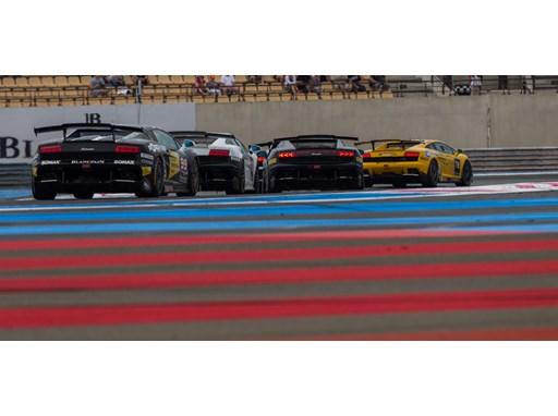 Image : Lamborghini Blancpain Super Trofeo