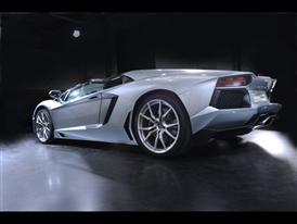 New Lamborghini Aventador LP 700-4 Roadster 1