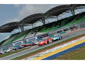 """Lamborghini continues Asia expansion with showroomopenings and debut of Asian Lamborghini BlancpainSuper Trofeo race series"""