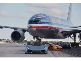 Lamborghini Parade 1
