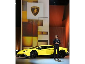 Lamborghini at 2013 Shanghai Auto Show