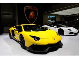 Lamborghini at Shanghai Auto Show 2013