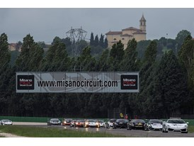 Amateur Drivers dominate in Misano 1