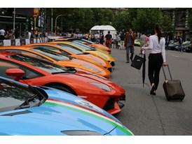 Lamborghini 50th Anniversary - May 8 1