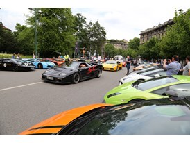 Lamborghini 50th Anniversary - May 8 2