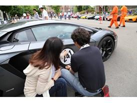 Lamborghini 50th Anniversary - May 8 3