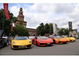 Lamborghini 50th Anniversary - May 8 4
