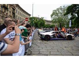 Lamborghini 50th Anniversary - May 8 10