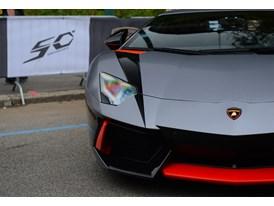 Lamborghini 50th Anniversary - May 8 11