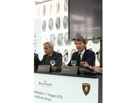 Lamborghini 50th Anniversary - May 8 19