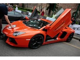 Lamborghini 50th Anniversary - May 8 25