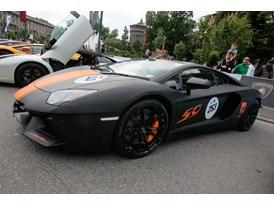 Lamborghini 50th Anniversary - May 8 35