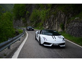 Lamborghini 50th Anniversary -Grande Giro, 9th May