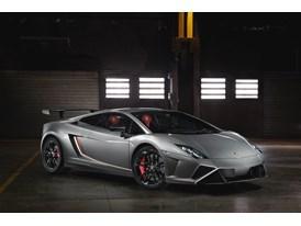 New Lamborghini Gallardo LP 570-4 Squadra Corse