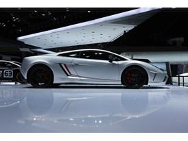 New Lamborghini Gallardo LP 570-4 Squadra Corse at 2013 Frankurt Motor Show 1