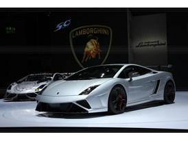 New Lamborghini Gallardo LP 570-4 Squadra Corse at 2013 Frankurt Motor Show 10