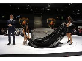 Lamborghini Press Conference at 2013 Frankfurt Motor Show