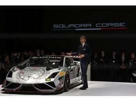 Lamborghini Press Conference at 2013 Frankfurt Motor Show 3