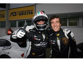 Giorgio Sanna (L) & Giacomo Barri (R)