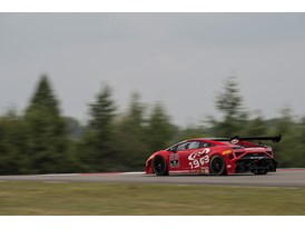 Series leader Cédric Leimer struggled in qualifying