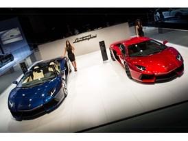 Dubai Motor Show 1