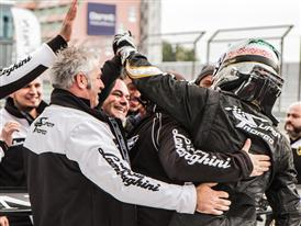European series champion, Andrea Amici will be looking to add to his title