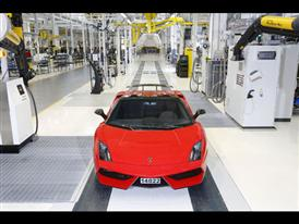 Last Gallardo and Assembly Line
