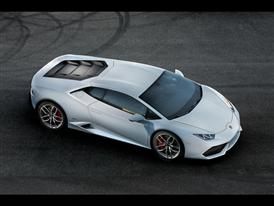 New Lamborghini Huracán LP 610-4 Outdoors 11