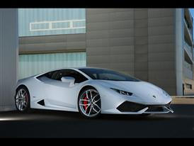New Lamborghini Huracán LP 610-4 Outdoors 2