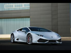 New Lamborghini Huracán LP 610-4 Outdoors 1