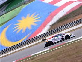 Lamborghini Blancpain Super Trofeo Asia Series Sepang Race 2
